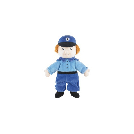 Speelgoed handpop agent Paul 22 cm