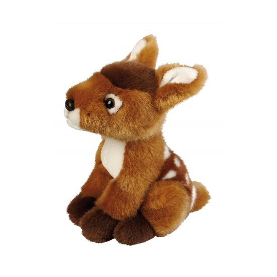 Speelgoed knuffel hert 18 cm