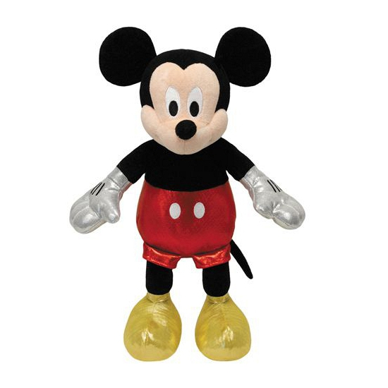 Speelgoed knuffel Mickey Mouse 20 cm