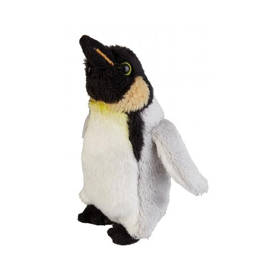 Speelgoed knuffel pinguin 15 cm