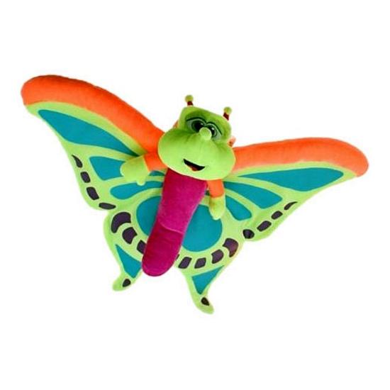 Speelgoed knuffel vlinder 58 cm