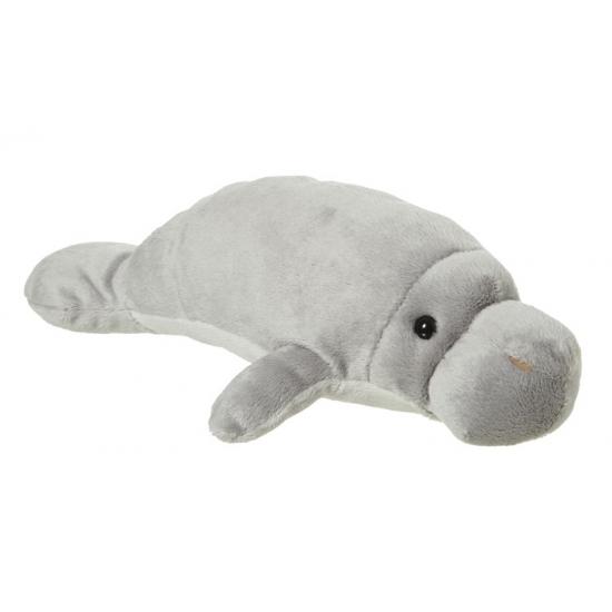 Speelgoed knuffel zee olifant 30 cm