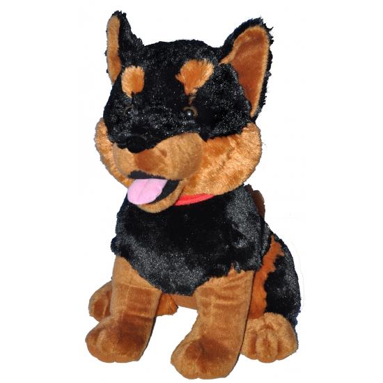 Speelgoed knuffels herdershond 42 cm
