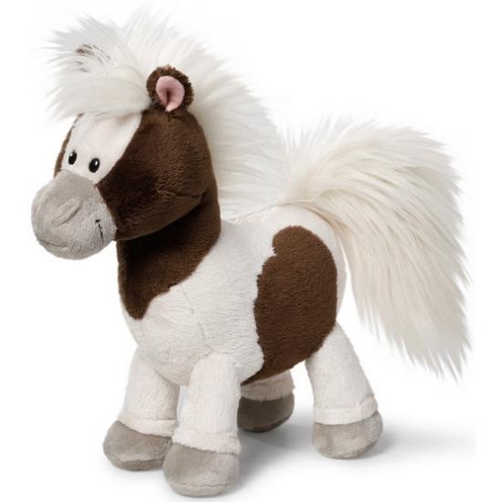 Speelgoed pluche pony 35 cm