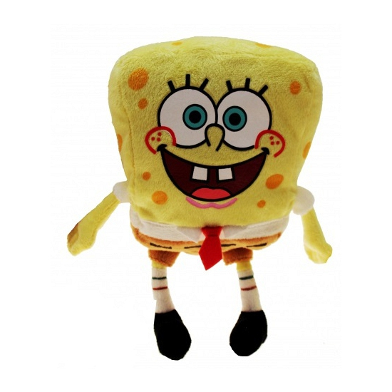Spongebob knuffel 25 cm