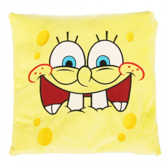 Spongebob kussen 35 cm