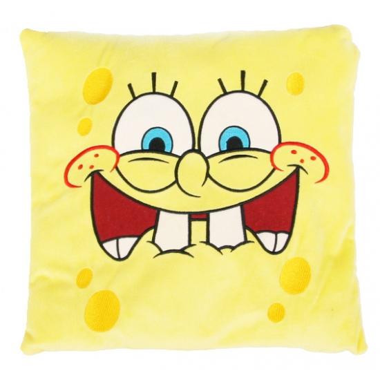 Spongebob pluche kussen 35 cm