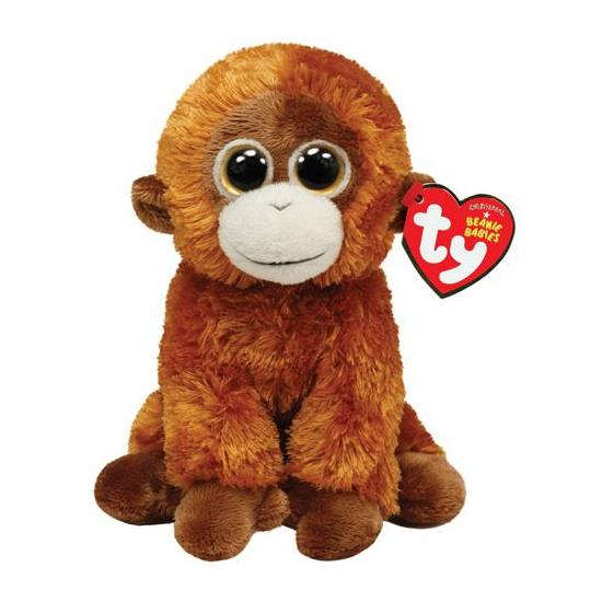 Ty Beanie baby aap knuffel 15 cm