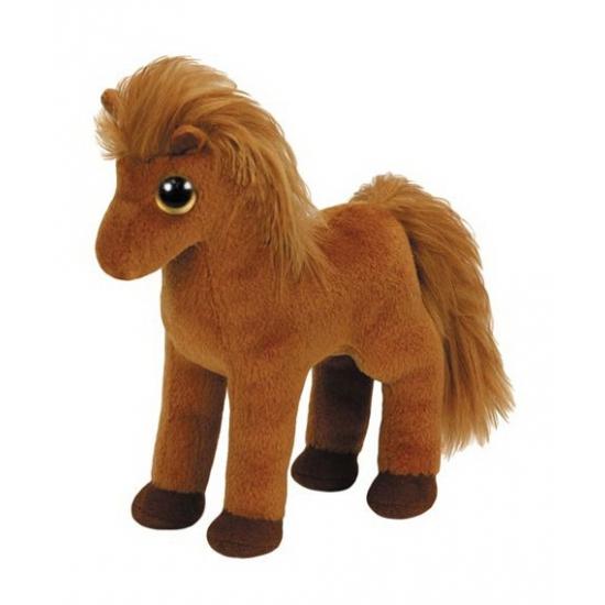 Ty Beanie big eye paard 15 cm