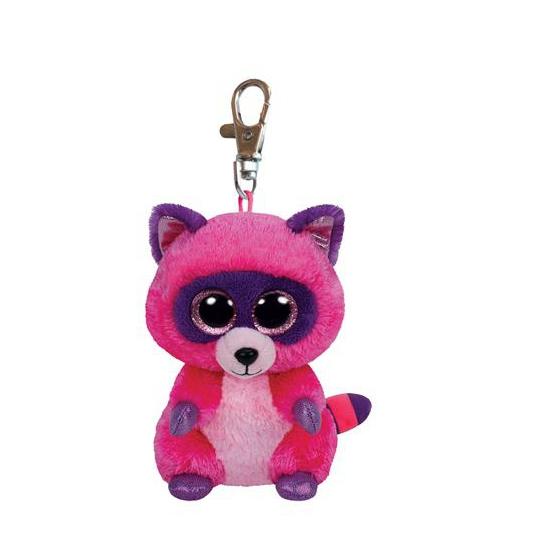 Ty Beanie Roxie sleutelhanger wasbeer