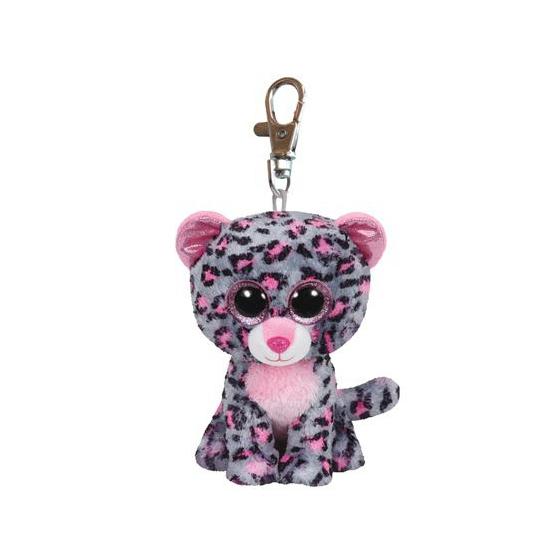 Ty Beanie sleutelhanger katje 12 cm