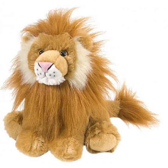 Wild Republic knuffel leeuw 30 cm