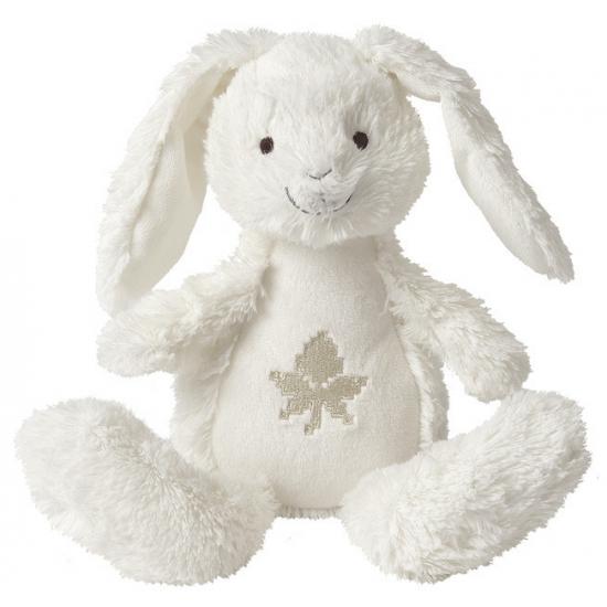 Witte Happy Horse konijn Romy 26 cm