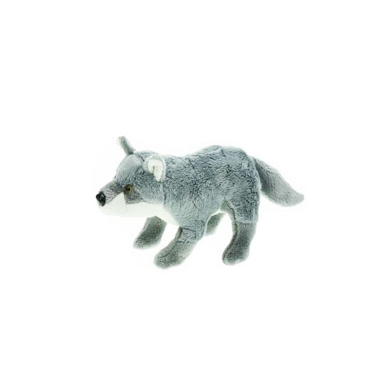 Wolf knuffeldier 25 cm