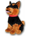 Duitse herder knuffel hond 33 cm