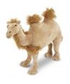 Grote pluche kameel knuffel 86 cm