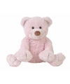 Happy horse roze pluche knuffelbeer boogy 24 cm