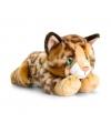 Keel toys pluche bengaalse katten poezen knuffel 30 cm