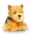 Keel toys pluche cairn terrier hond knuffel 35 cm
