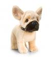 Keel toys pluche franse bulldog hond knuffel 30 cm