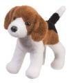 Knuffel hond beagle 20 cm