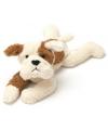 Knuffel hond terrier 27 cm
