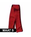 Knuffel kleding rode sjaal maat s voor clothies knuffels
