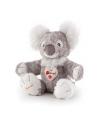 Knuffel koala grijs 25 cm