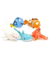 Knuffel octopus hank 17 cm