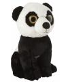 Knuffel panda 22 cm