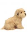 Luxe norfolk terrier knuffel 23 cm