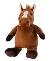 Magnetron warmte knuffel paard 38 cm