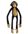 Mega chimpansee apen knuffel 100 cm