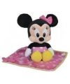 Minnie mouse knuffel tuttel 25 cm