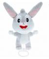 Muziek knuffel bugs bunny