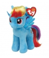 My little pony knuffel dash 15 cm
