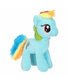 My little pony knuffel rainbow dash 18 cm