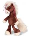 Nici knuffel paard 35 cm bruin