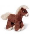 Nici knuffel paard bruin 15 cm
