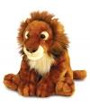 Pluche afrikaanse leeuw 50 cm