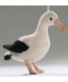 Pluche albatros knuffel 20 cm