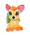 Pluche bambi knuffel 17 cm