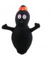 Pluche barbamama zwart 12 cm
