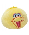 Pluche big bird sesamstraat bal 6 cm
