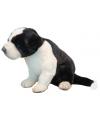 Pluche border collie pup 25 cm
