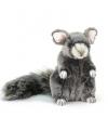 Pluche chinchilla knuffel 18 cm