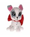 Pluche dalmatier knuffel 17 cm