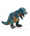 Pluche dinosaurus knuffel t rex 35 5 cm