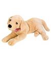 Pluche golden retriever hond 50 cm