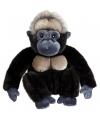 Pluche gorilla 23 cm